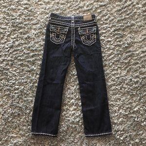 Boys Sz 7 True Religion Jeans